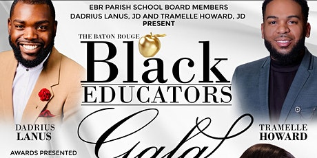 Baton Rouge Black Educators Gala 2021 tickets