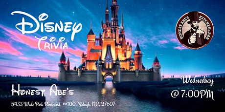 Disney Movies Trivia at Honest Abe's tickets