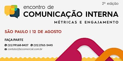 2ª Ed. Encontro de Comunicação Interna