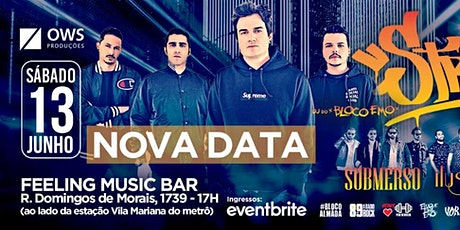 Banda Strike em São Paulo | After Party com DJ set do Bloco Emo tickets