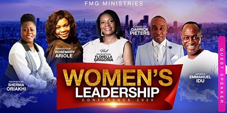 Women's Leadership Conference 2020 tickets