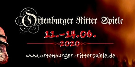 Ortenburger Ritterspiele Tickets