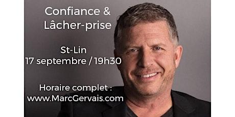 ST-LIN - Confiance / Lâcher-prise 15$  tickets