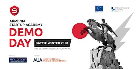Armenia Startup Academy Batch 5 Demo Day tickets