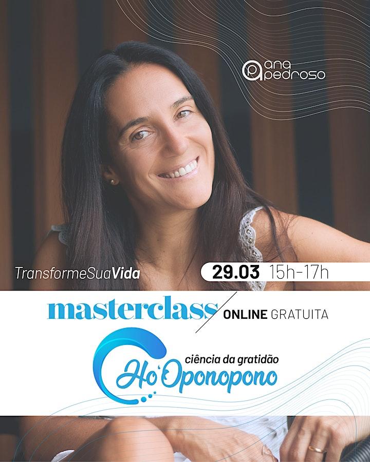 imagem MasterClass Gratuita Ho'Oponopono ONLINE