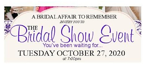 October 27th Free Bridal Show at The Staaten in Staten Island NY tickets