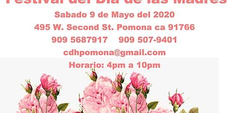 Festival del Dia de las Madres tickets