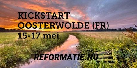 Kickstart weekend Oosterwolde (FR) tickets