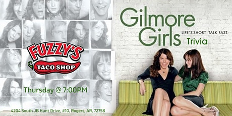Gilmore Girls Trivia at Fuzzy's Taco Shop tickets