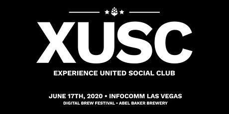 XUSC: Digital Brew Festival tickets