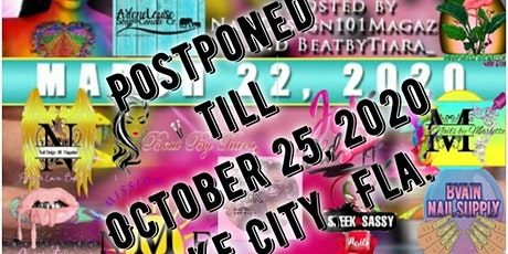 POSTPONED/Nail Art-Body Art Collaboration tickets