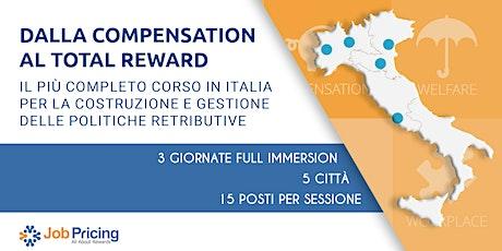 Copia di Costruzione e gestione delle politiche retributive: Corso di formazione - Roma biglietti