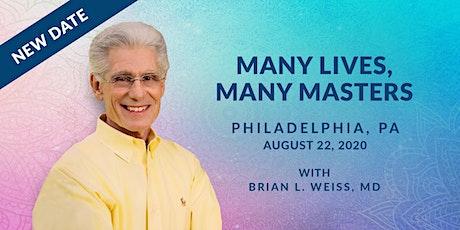 Many Lives, Many Masters tickets