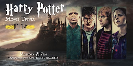 Harry Potter Movies Trivia at Leesville Tap Room tickets