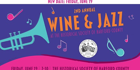 CANCELED Wine & Jazz Night tickets