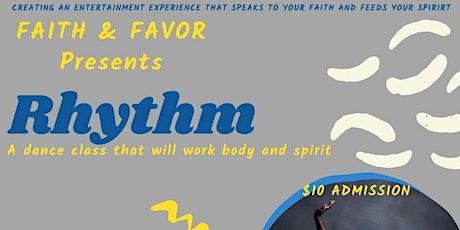 Faith & Favor Rhythm tickets