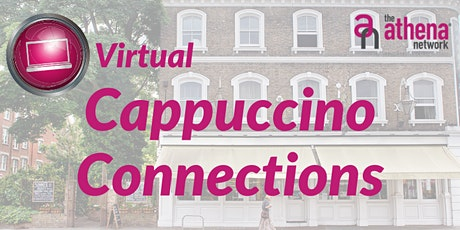 Cappuccino Connections West London - Networking for women in business tickets