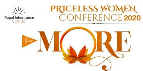 PRICELESS WOMEN CONFERENCE 2020 tickets