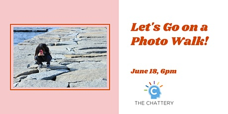 Let's Go on a Photo Walk! tickets