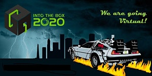 Into The Box 2020 - We are going VIRTUAL + VIDEO...