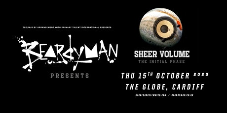 Beardyman: Sheer Volume Tour (The Globe, Cardiff) tickets