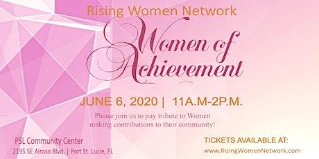 Women Of Achievement Awards tickets
