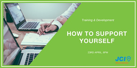 How to support yourself - WEBINAR tickets