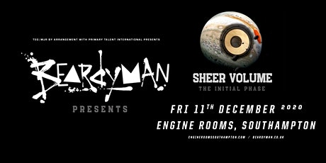 Beardyman: Sheer Volume Tour (Engine Rooms, Southampton) tickets