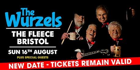 The Wurzels  tickets