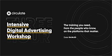 Digital Advertising Training: Facebook & Instagram tickets