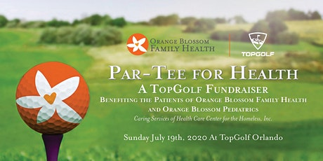 HCCH/OBFH Par-Tee for Health TopGolf Event tickets