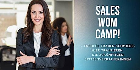 Sales WOM Camp! Hier trainieren SpitzenverkäufInnen! Tickets
