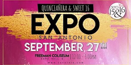 Expo 15 & 16 - Quinceanera & Sweet 16 tickets