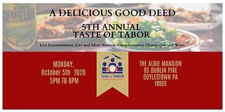 5th Annual Taste of Tabor tickets