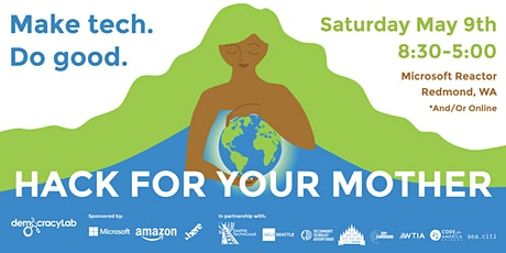 Hack For Your Mother tickets
