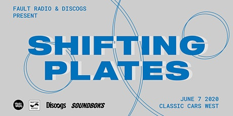 ✫ Shifting Plates: An East Bay Record Fair ✫ Sun-June 7th 2020 tickets
