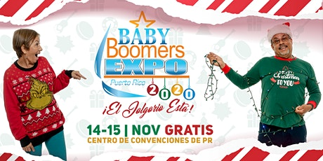 Baby Boomers EXPO 2020 boletos