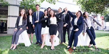 CEIBS MBA Student Sharing Webinar – Expats in China tickets