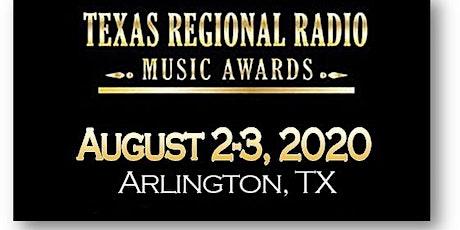 Texas Regional Radio Music Awards Show tickets