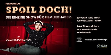 Spoil Doch! - Berlin 2020 tickets