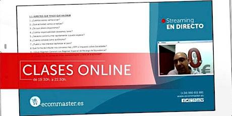 Máster Marketing Digital & Ecommerce. Modalidad Online. Inicio de Curso entradas