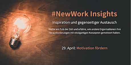#NewWork Insights - Online-Video-Konferenz Tickets