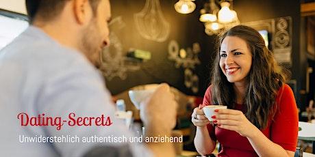 Dating Secrets Workshop - Frankfurt Tickets