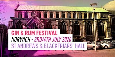The Gin & Rum Festival - Norwich - 2020