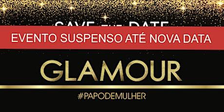 Noite Glamour ingressos