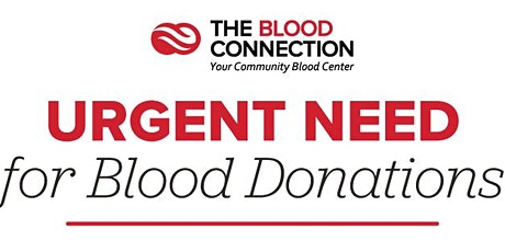 Emergency Blood Drive tickets
