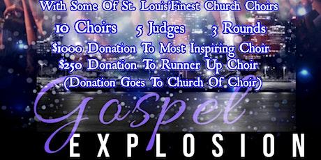 A Gospel Explosion tickets