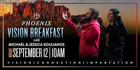 Jesus Image Phoenix Vision Breakfast 2020 tickets