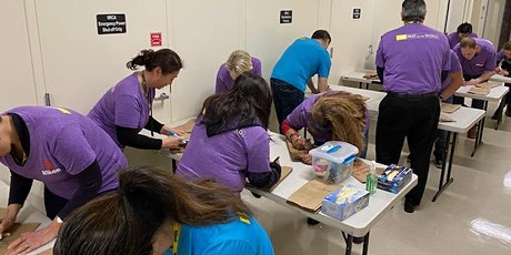 Loaves & Fishes Wednesday Brown Bag Lunch or Hygiene Kit Build tickets