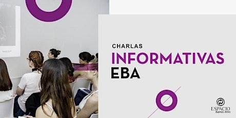 Charla Informativa: Periodismo de Moda -  2020 entradas